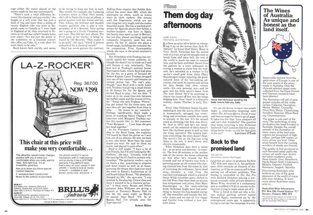 Article Preview: Them dog day afternoons, October 1978 | Maclean's