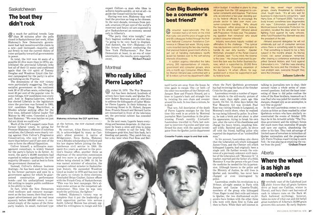 Article Preview: Can Big Business be a consumer's best friend?, October 1978 | Maclean's
