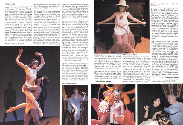 Article Preview: People, October 1978 | Maclean's