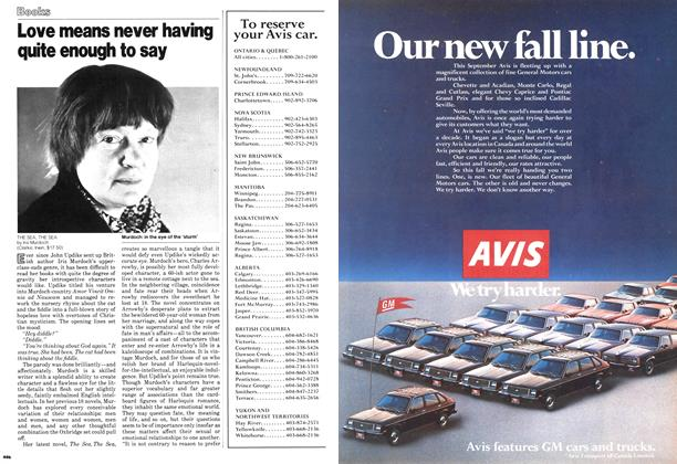 Article Preview: Love means never having quite enough to say, October 1978 | Maclean's