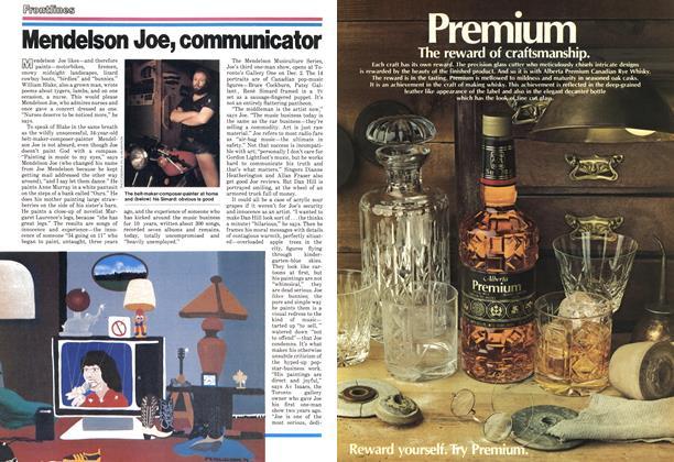 Article Preview: Mendelson Joe, communicator, October 1978 | Maclean's