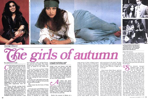 Article Preview: The girls of autumn, November 1978 | Maclean's