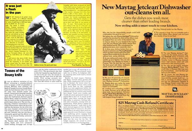 Article Preview: It was just a flash in the pan, November 1978 | Maclean's