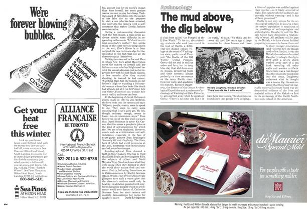 Article Preview: The mud above, the dig below, November 1978 | Maclean's