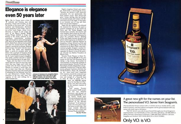 Article Preview: Elegance is elegance even 50 years later, November 1978 | Maclean's