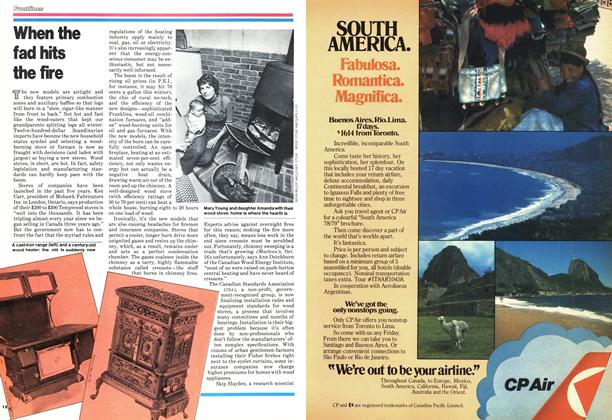 Article Preview: When the fad hits the fire, November 1978 | Maclean's