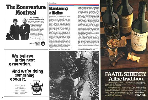 Article Preview: Maintaining a lifeline, December 1978 | Maclean's