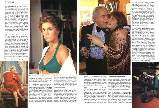Article Preview: People, December 1978 | Maclean's