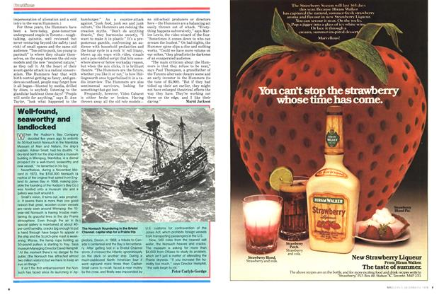 Article Preview: Well-found, seaworthy and landlocked, December 1978 | Maclean's
