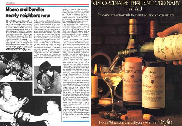 Article Preview: Moore and Durele: nearly neighbors now, December 1978 | Maclean's