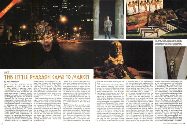 Article Preview: THIS LITTLE PHARAOH CAME TO MARKET, DECEMBER 1978 | Maclean's