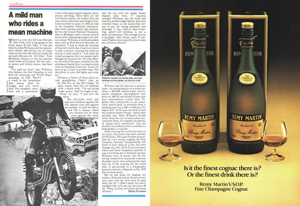Article Preview: A mild man who rides a mean machine, DECEMBER 1978 | Maclean's