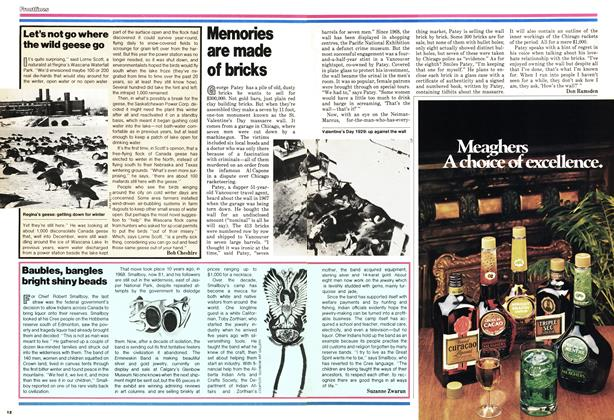 Article Preview: Baubles, bangles bright shiny beads, December 1978 | Maclean's