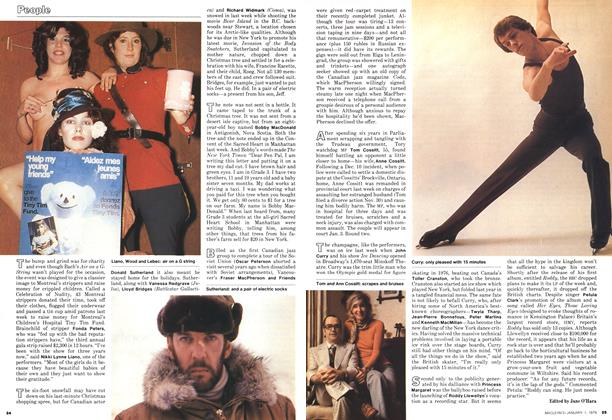 Article Preview: People, January 1979 | Maclean's