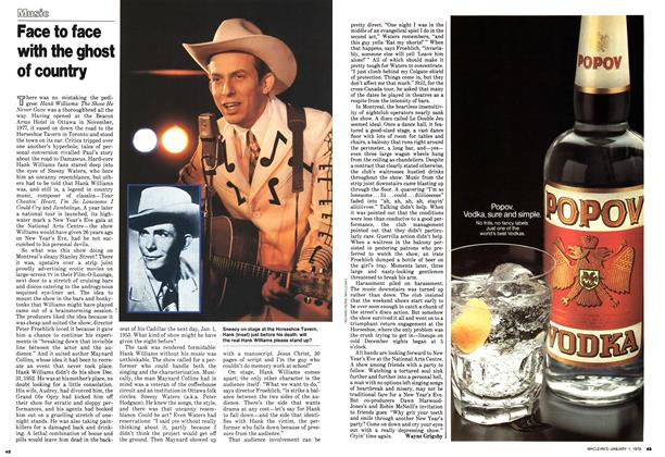 Article Preview: Face to face with the ghost of country, January 1979 | Maclean's