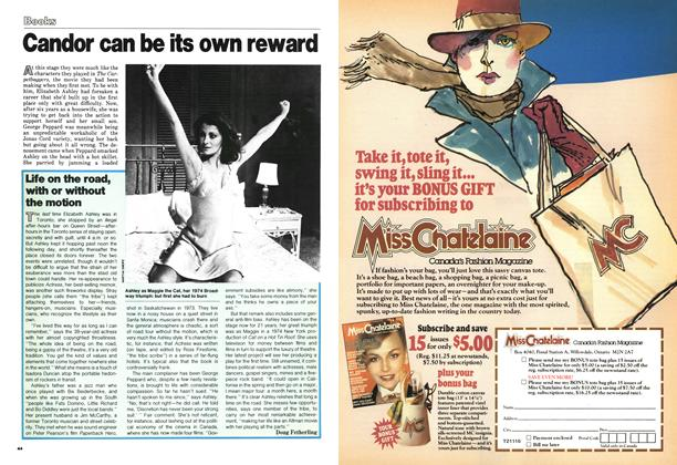Article Preview: Candor can be its own reward, January 1979 | Maclean's