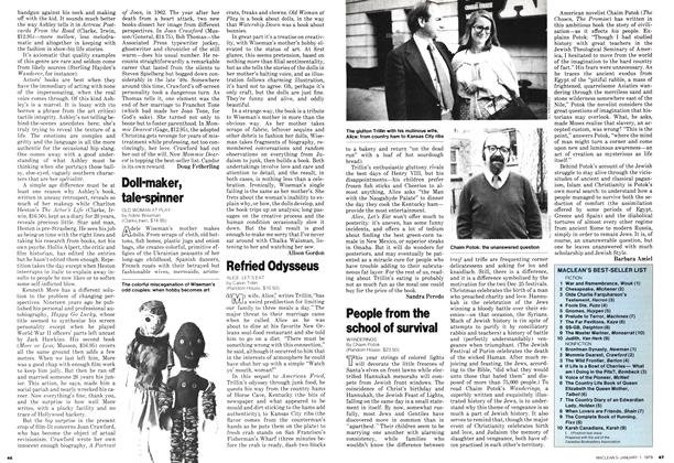 Article Preview: People from the school of survival, January 1979 | Maclean's