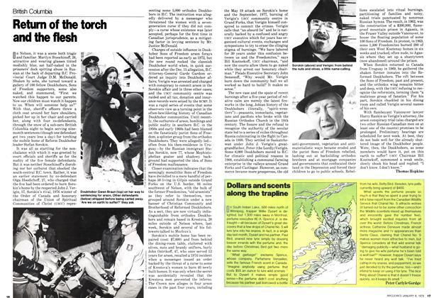 Article Preview: Return of the torch and the flesh, January 1979 | Maclean's