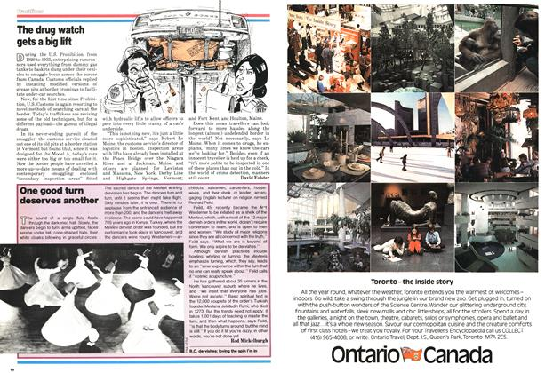 Article Preview: The drug watch gets a big lift, ANUARY 15, 1979 1979   Maclean's