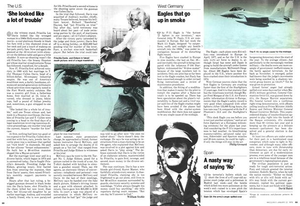 Article Preview: A nasty way of saying 'No', January 1979 | Maclean's