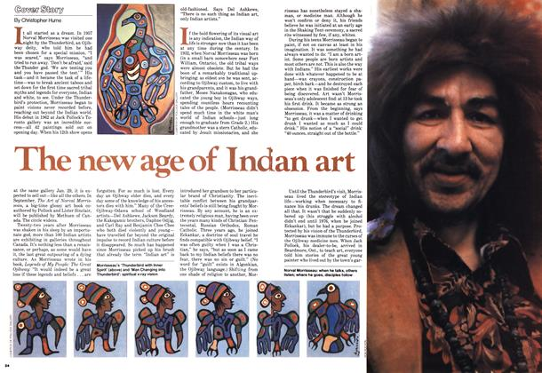 Article Preview: The new age of Indian Art, January 1979 | Maclean's