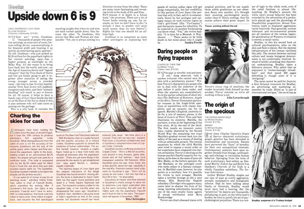 Article Preview: Charting the skies for cash, January 1979 | Maclean's