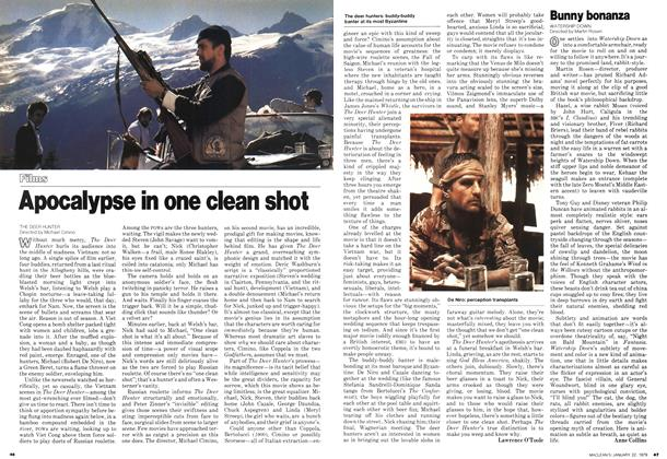 Article Preview: Apocalypse in one clean shot, January 1979 | Maclean's