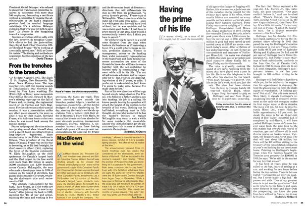 Article Preview: MacBlown in the wind, January 1979 | Maclean's