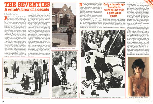Article Preview: THE SEVENTIES A witch's brew of a decade, January 1979 | Maclean's