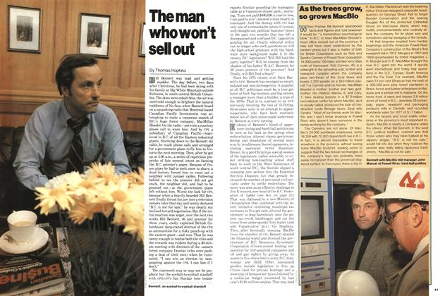 Article Preview: The man who won't sellout, February 1979 | Maclean's