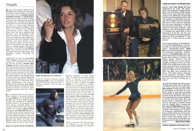 Article Preview: People, February 1979 | Maclean's