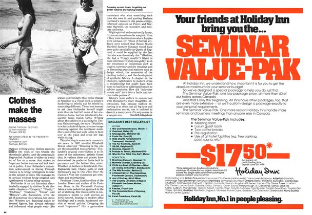 Article Preview: Clothes make the masses, February 1979 | Maclean's