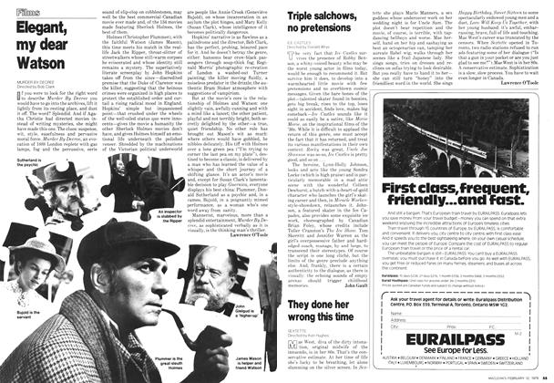 Article Preview: Triple salchows, no pretensions, February 1979 | Maclean's