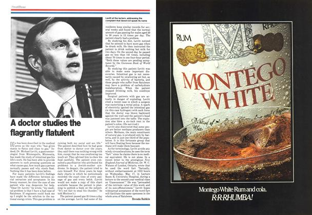 Article Preview: A doctor studies the flagrantly flatulent, February 1979 | Maclean's