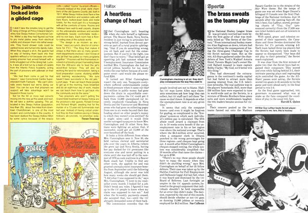 Article Preview: A heartless change of heart, February 1979 | Maclean's
