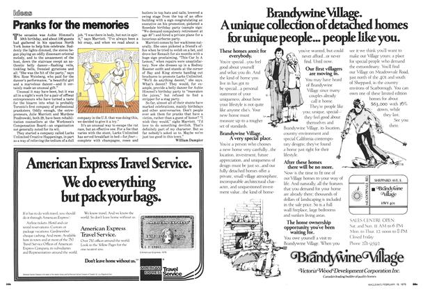 Article Preview: Pranks for the memories, February 1979 | Maclean's