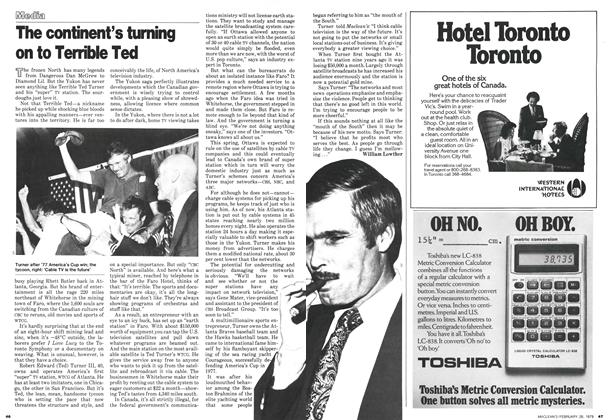 Article Preview: The continent's turning on to Terrible Ted, February 1979 | Maclean's