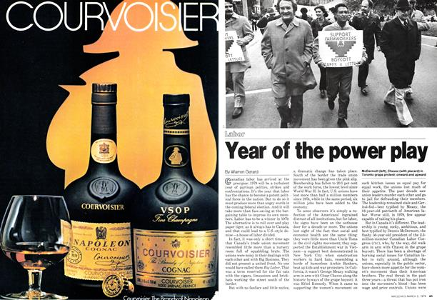 Article Preview: Year of the power play, March 1979 | Maclean's