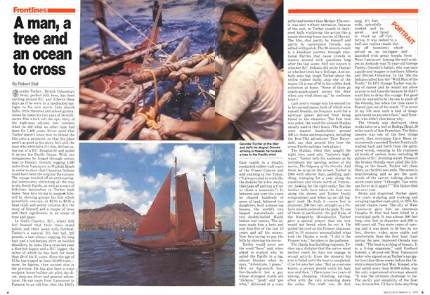 Article Preview: A man, a tree and an ocean to cross, March 1979 | Maclean's