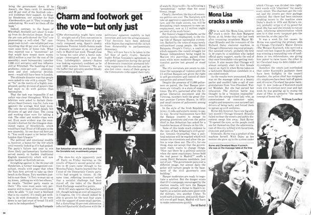 Article Preview: Mona Lisa cracks a smile, March 1979 | Maclean's