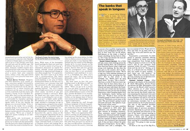 Article Preview: The banks that speak in tongues, March 1979 | Maclean's
