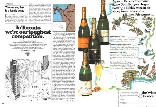 Article Preview: The missing link is a jungle away, March 1979   Maclean's