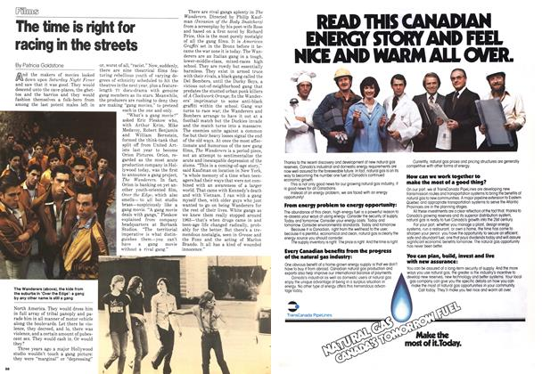 Article Preview: The time is right for racing in the streets, March 1979 | Maclean's