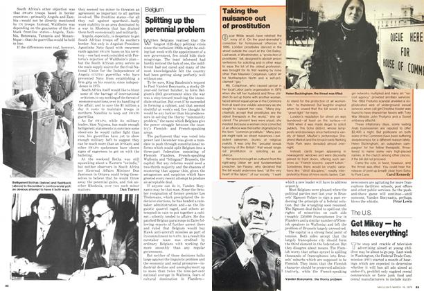 Article Preview: Taking the nuisance out of prostitution, March 1979 | Maclean's