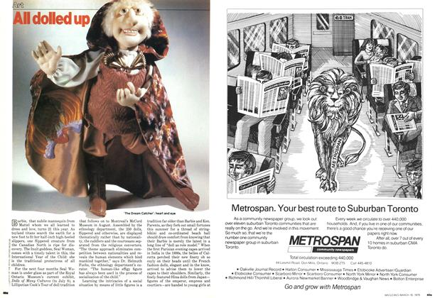 Article Preview: All dolled up, March 1979 | Maclean's