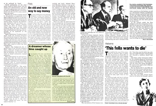 Article Preview: An old and new way to say money, March 1979 | Maclean's