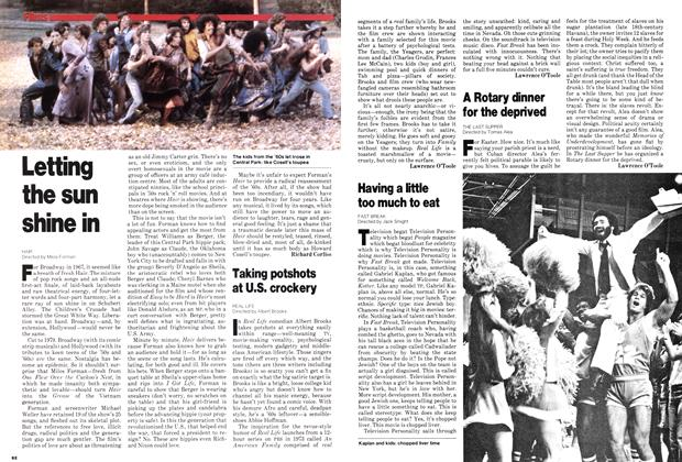 Article Preview: Letting the sun shine in, March 1979 | Maclean's