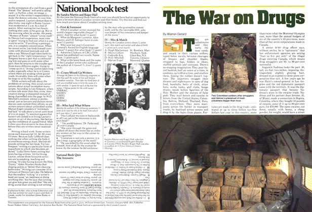 Article Preview: The War on Drugs, April 1979 | Maclean's
