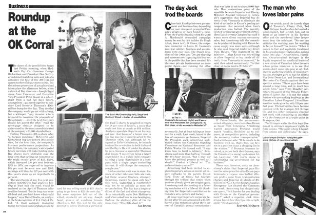 Article Preview: Roundup at the OK Corral, April 1979 | Maclean's