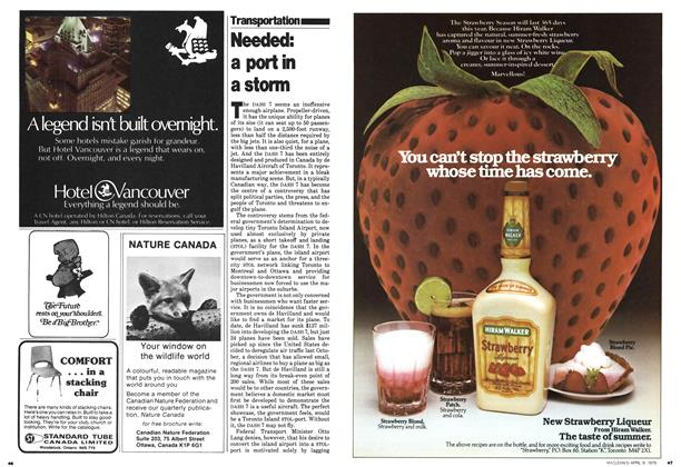 Article Preview: Needed: a port in a storm, April 1979 | Maclean's